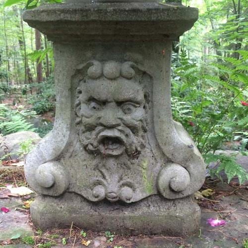 Masked Pedestal