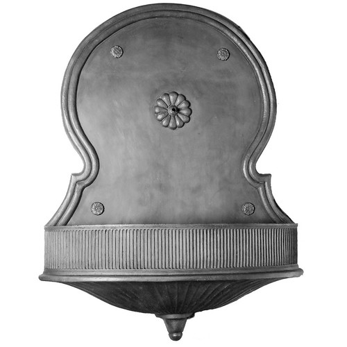 Rosette Wall Fountain