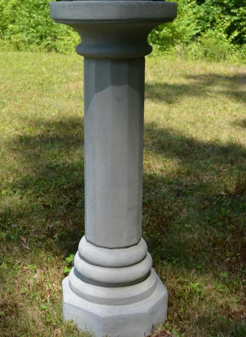 Faceted Pedestal