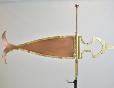 Swordfish Weathervane