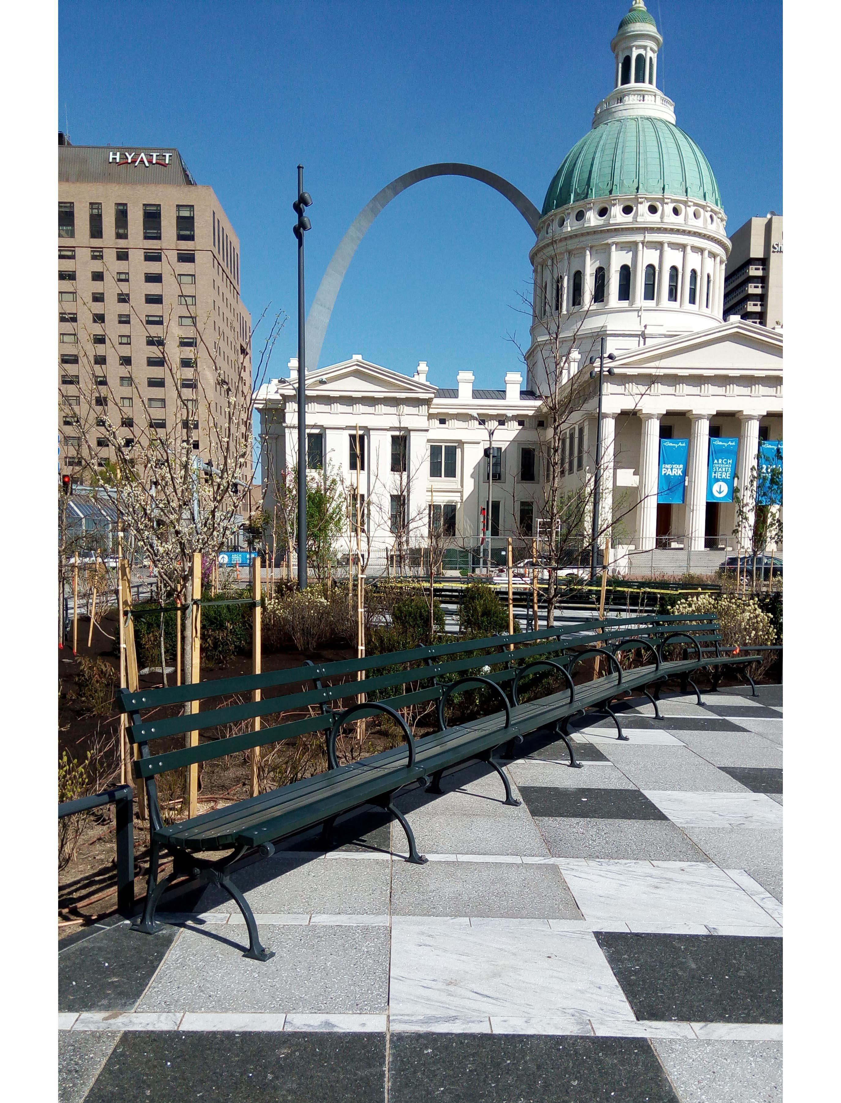 Kiener Plaza, St. Louis, MO