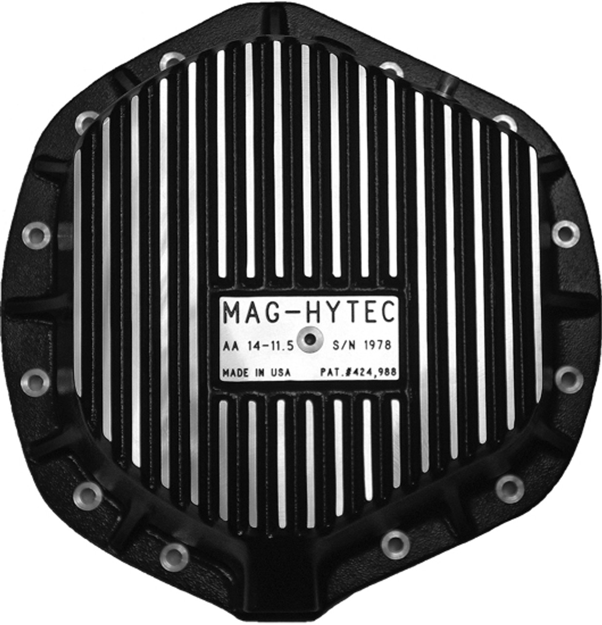 Mag Hytec 14 Bolt Rear Diff Cover