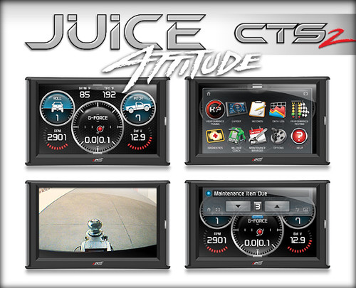 Edge Juice with Attitude CTS2 07.5'-12'