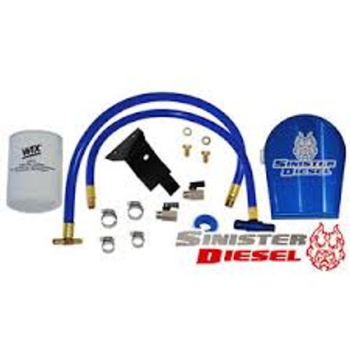 Ford Coolant Filtration System
