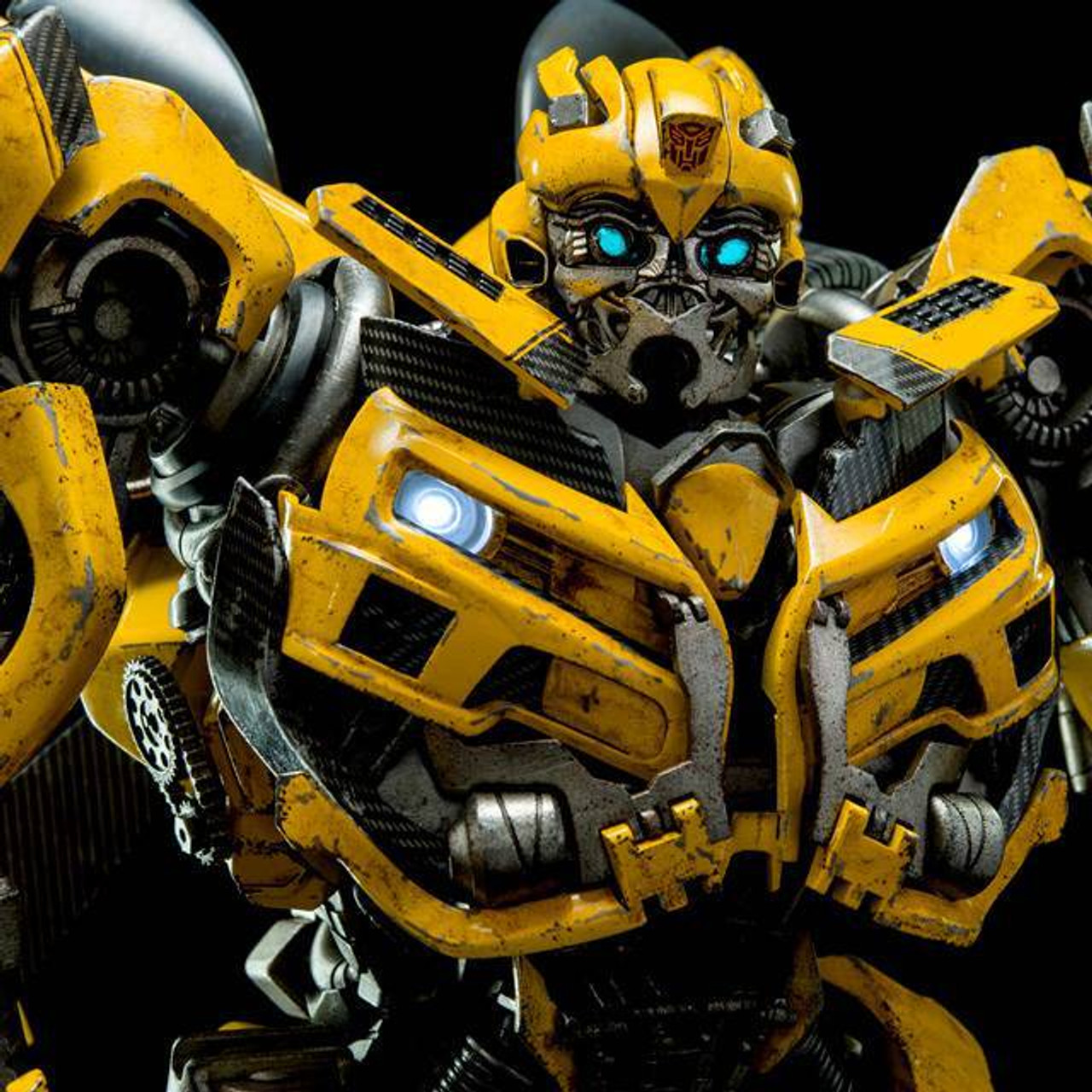 Transformers bumblebee premium scale collectible figure - Images of bumblebee from transformers ...