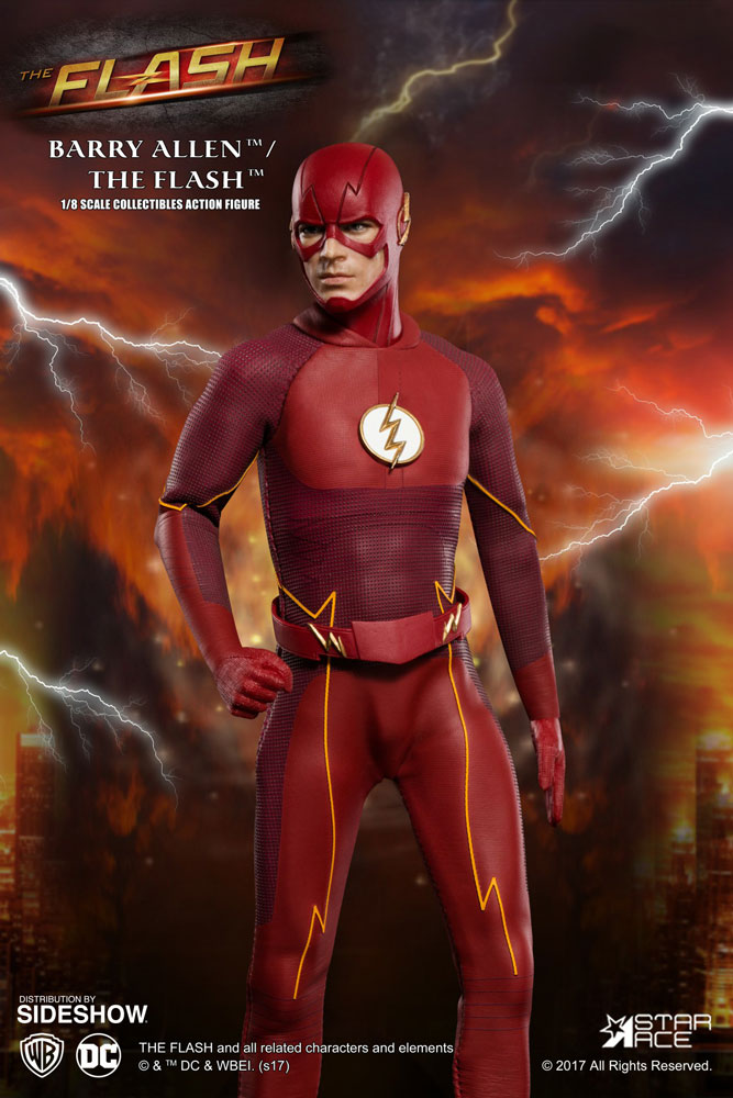Dc Comics The Flash Barry Allen Sixth Scale