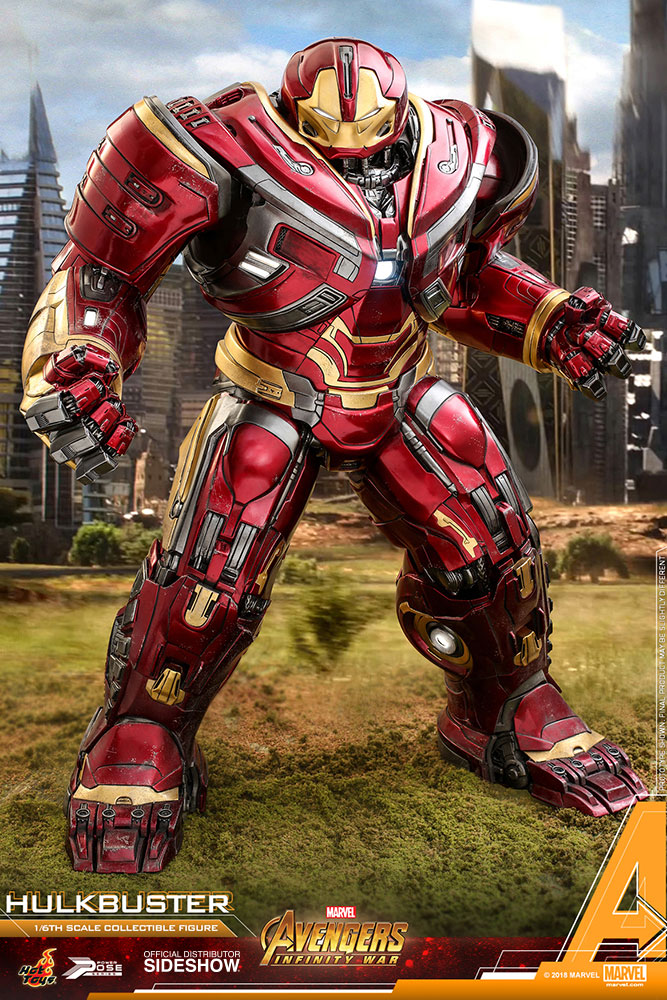 Image result for infinity war hulkbuster