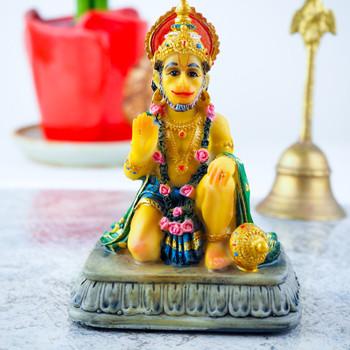 Hanuman statue 3.5inch - FOR AUSTRALIA