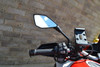 Motorbike Motorcycle Mirrors 10mm for Yamaha Adventure Bike Commuter Street Bike
