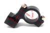 Motorbike Mirror Mounts 10mm Clockwise Thread x 2 for 22mm Handlebars