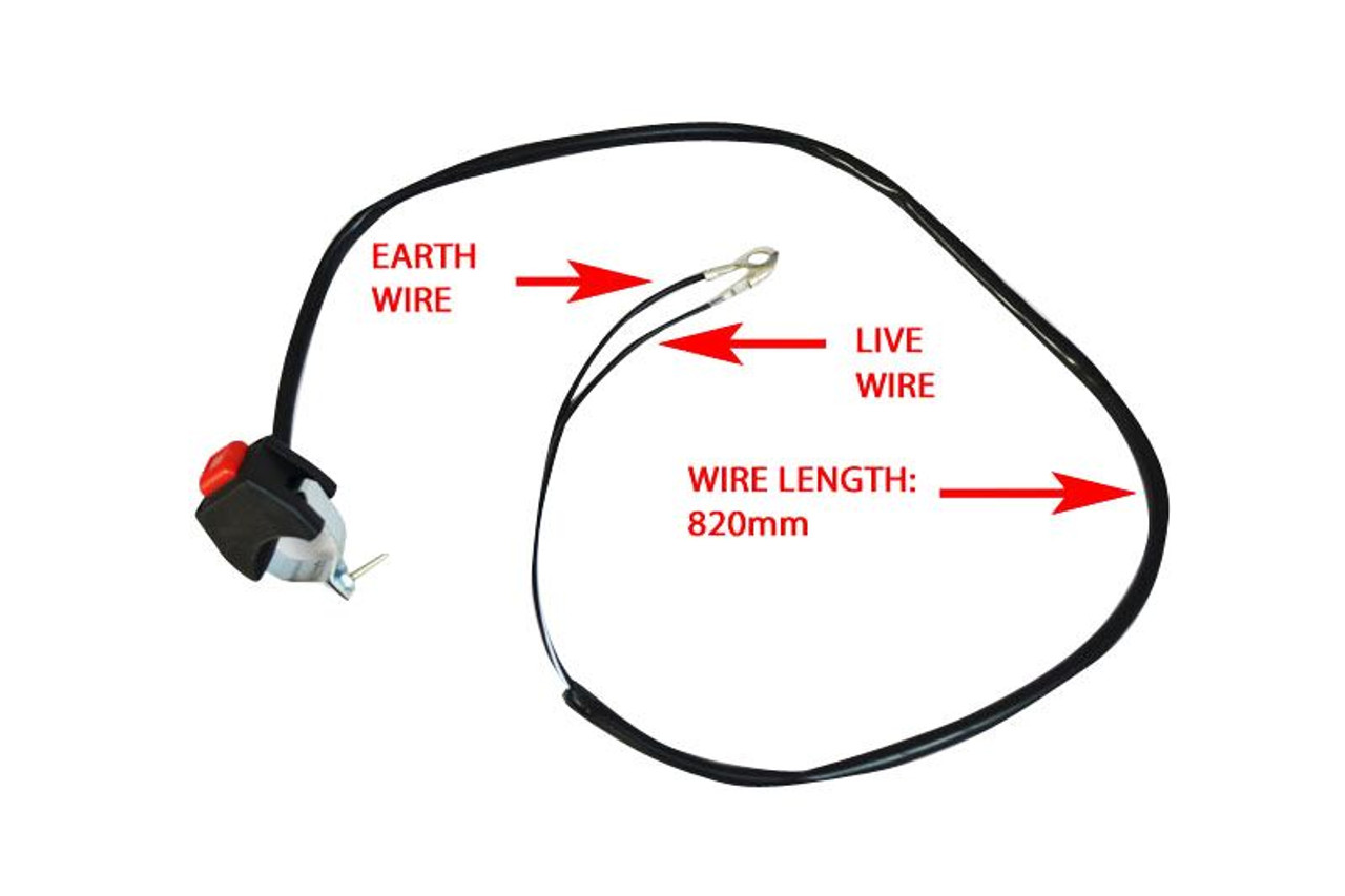 Quality Universal Engine Kill Switch For All Motorbikes