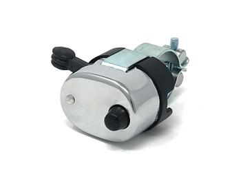 """Horn & High Low Switch - Custom Lucas Replica for 1"""" 25mm Handlebars"""