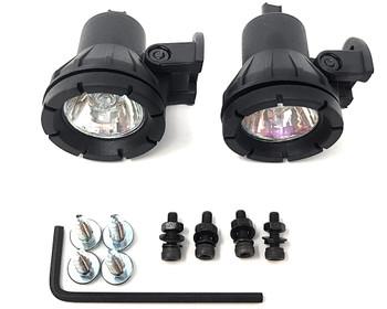 Motorbike Mini Spotlights Foglights Driving Lights for Adventure & Touring Bikes