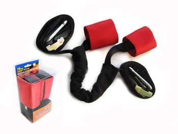 Motorcycle Motorbike - Extra Strong Transportation Tiedown Straps With Harness