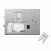 Janome Ultraglide Foot & Ultra Glide Needle Plate Set for 9mm Machines