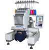 Ricoma 10 Needle Embroidery Machine Complete Package