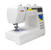 Janome MOD-30 Computerized Sewing Machine (Refurbished) - Quarter view left side