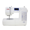 Janome 8050 Computerized Sewing Machine (Refurbished) - Front View