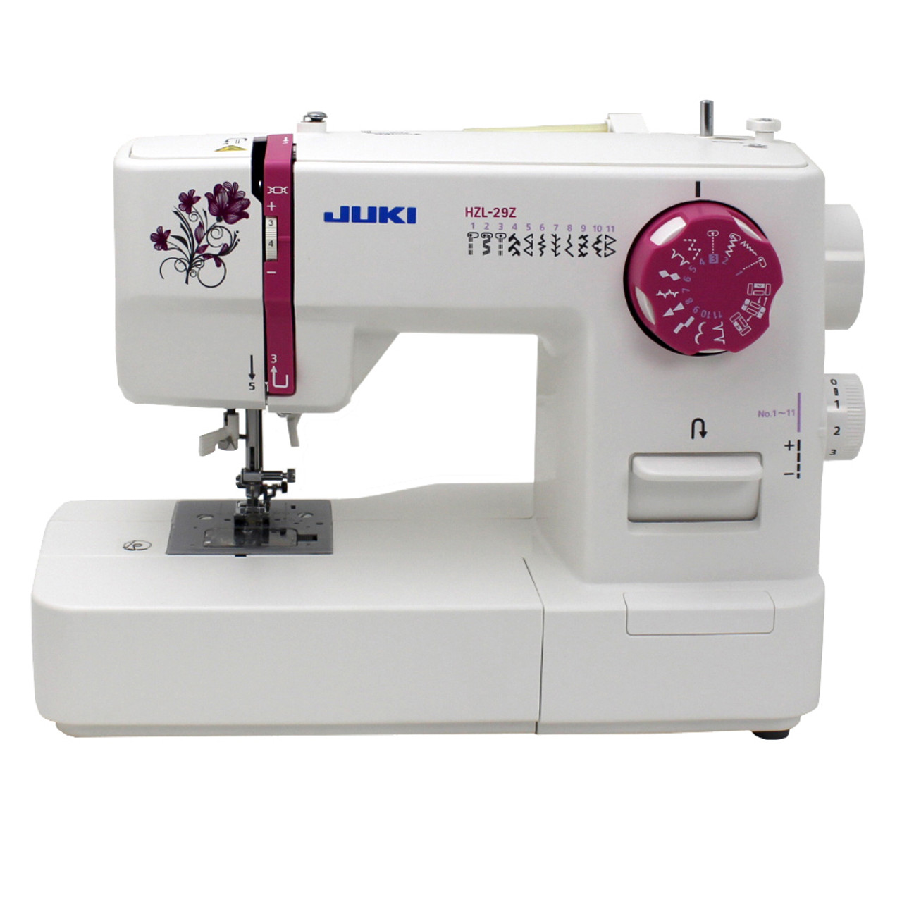 Juki HZL 40Z Sewing Machine 4040 FREE SHIPPING Fascinating Juki Sewing Machine Stitch Regulator