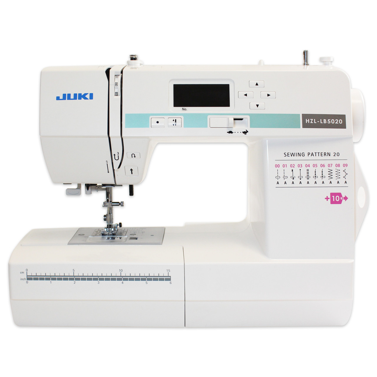 Juki HZL-LB5020 Computerized Sewing Machine ...