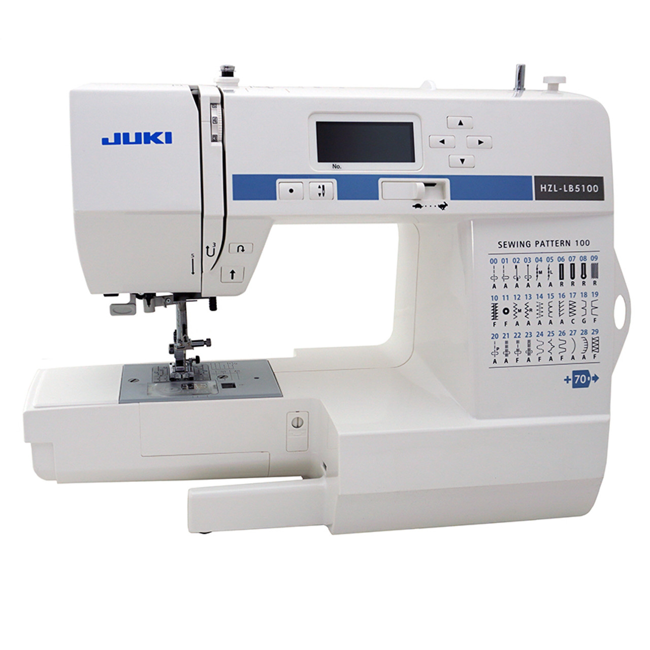 Juki HZLLB40 Computerized Sewing Machine 4040 FREE SHIPPING Stunning Computerized Sewing Machine