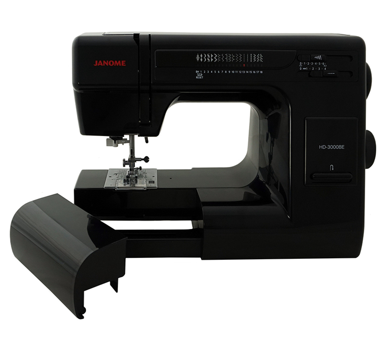 Janome HD40BE Black Edition Sewing Machine With Exclusive Bonus Beauteous Janome Hd3000 Sewing Machine