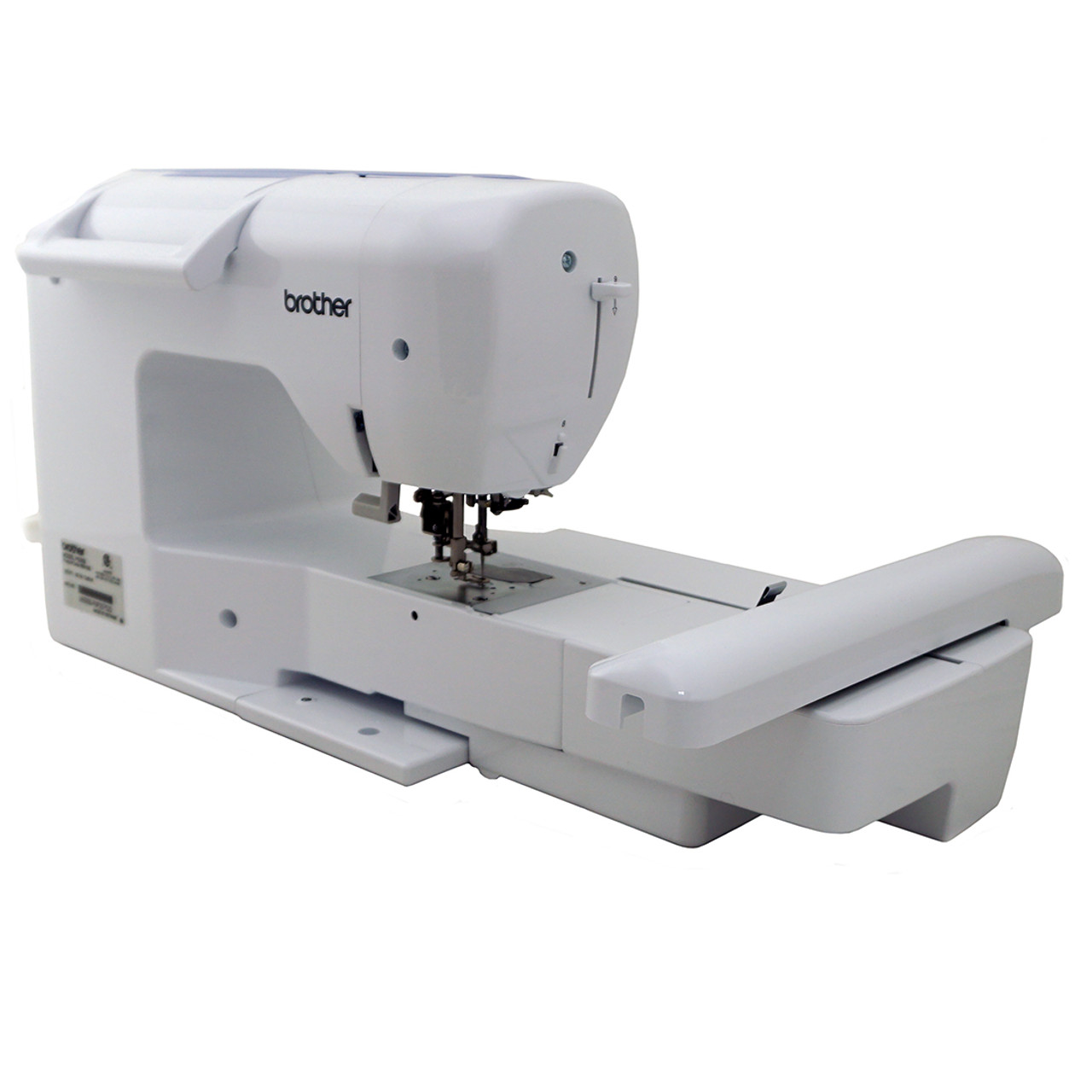 Brother Pe800 5 X 7 Embroidery Machine Large Color Touch Screen Free Threading Diagrams