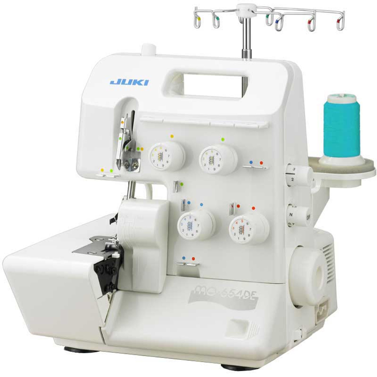 Juki MO40DE Show Model Pearl Series Serger 4040 FREE SHIPPING Interesting Can A Serger Be Used As A Sewing Machine
