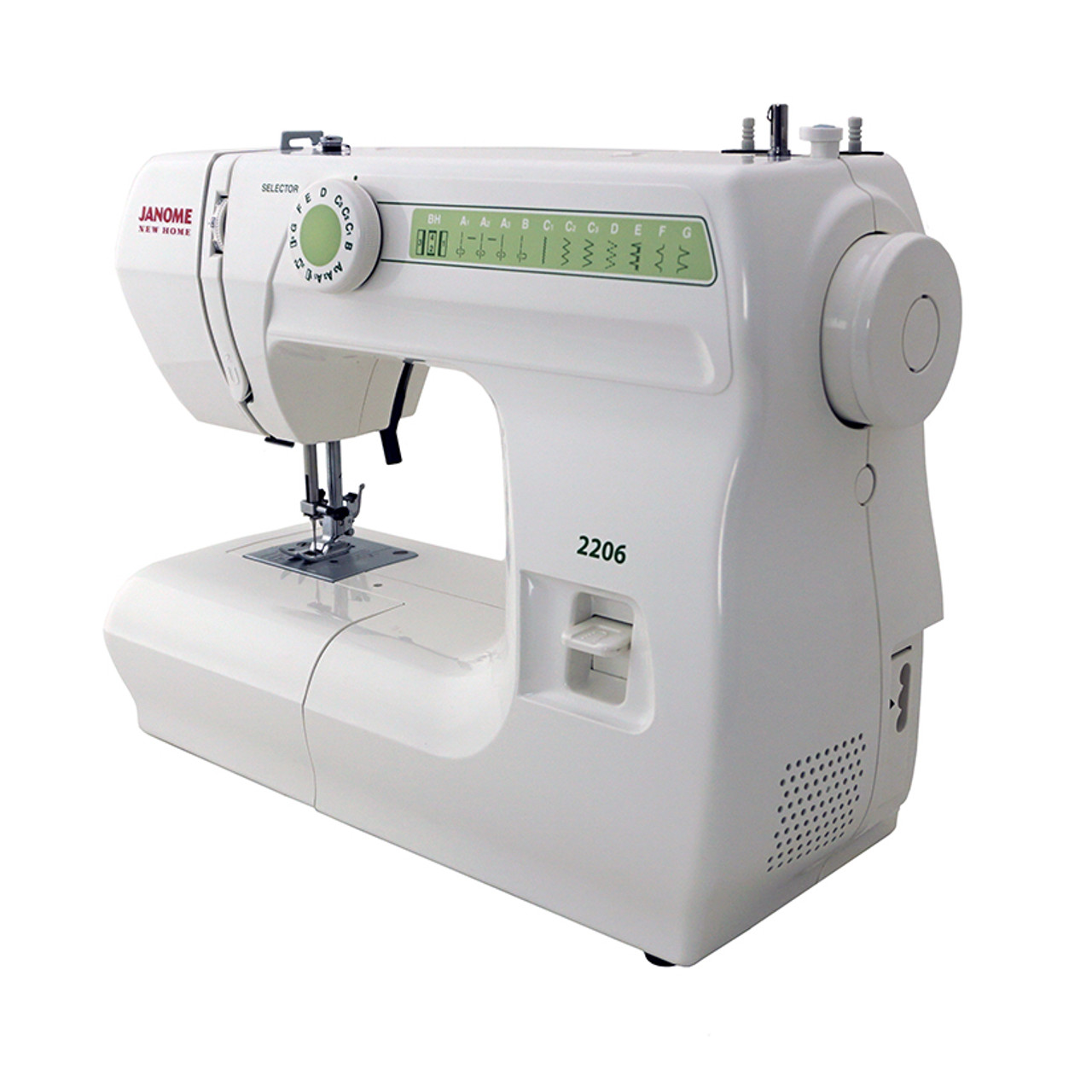 Janome 40 Sewing Machine With Exclusive Bonus Bundle 4040 Mesmerizing Janome 2206 Sewing Machine Reviews