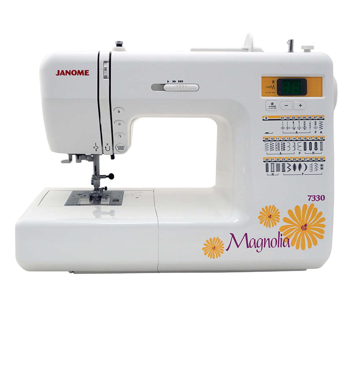 janome 7330 computerized sewing machine with exclusive bonus bundle rh sewvacdirect com Janome Manuals for Model 990 Changing Janome DC 1 050 Feet