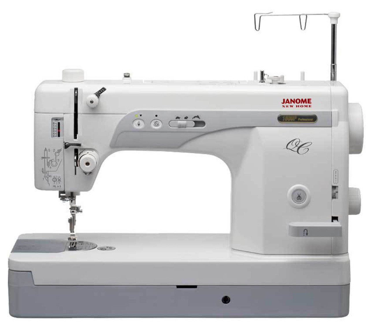 Janome 1600P-QC High Speed Sewing & Quilting Machine with Exclusive ...