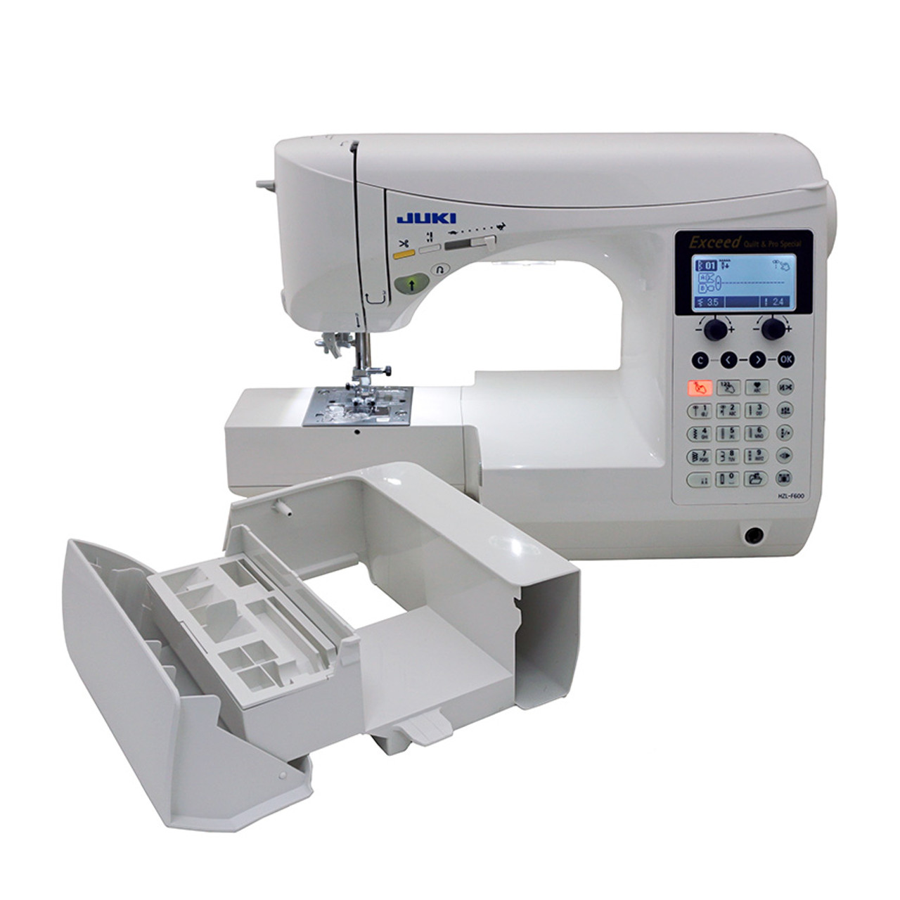 Juki Exceed HZL F40 Quilt Pro Special Computerized Sewing Machine Inspiration Juki Sewing Machines Near Me