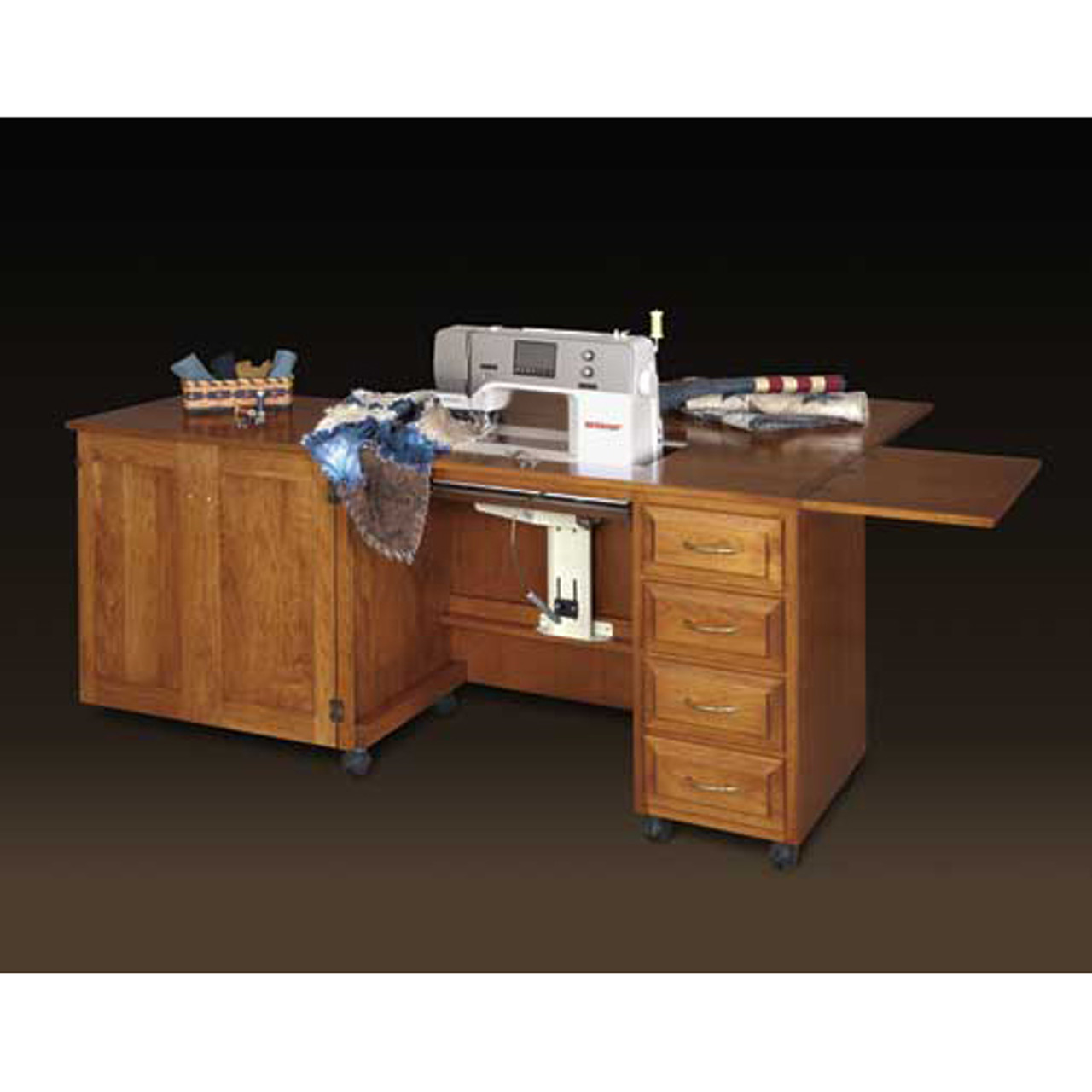 Bon Schrocks Of Walnut Creek Larger Standard Cabinet In Real Cherry Wood And  Your Choice Of Stain $1,983.00   FREE SHIPPING!