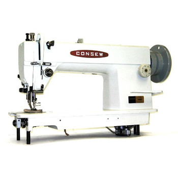 Consew Model 205RB-1 Flat Bed Sewing Machine