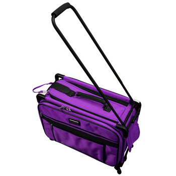 Tutto 40 Medium Sewing Machine Bag On Wheels Pink 4040 FREE Simple Sewing Machine Carriers With Wheels