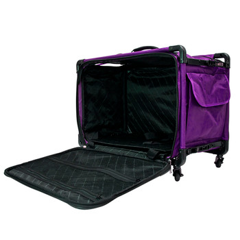Tutto Totes Trolleys Free Shipping Over 4040 Classy Bernina Sewing Machine Totes On Wheels