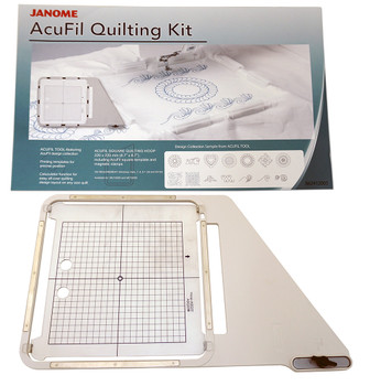 Janome Horizon 12000 14000 15000 AcuFil Quilting Kit