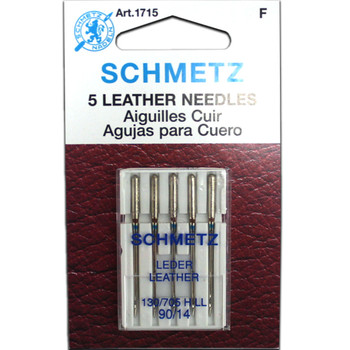 Schmetz Leather Needles - Size 90/14