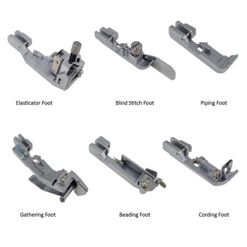 Juki 6 Pack Optional Feet for MO-1000 and MO-2000 Sergers
