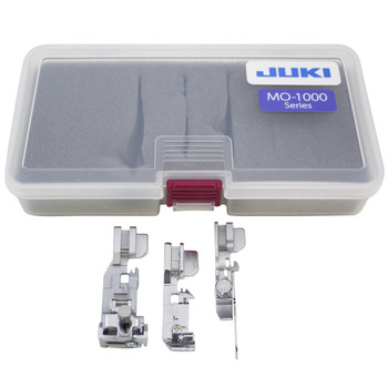 Juki 3 Pack Optional Feet for MO-1000 and MO-2000 Sergers