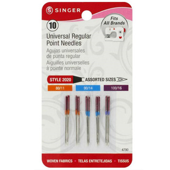Singer Universal Regular Point Machine Needles
