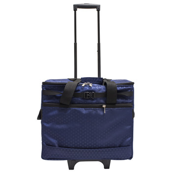 Janome Sewing Machine Trolley In Blue