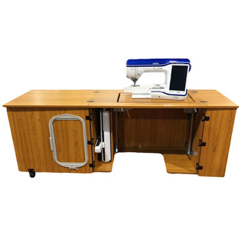 Sylvia 2400 Super Large Opening Cabinet