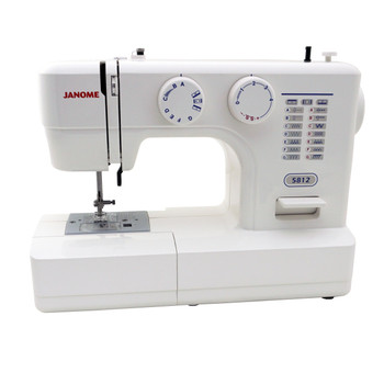 Janome 5812 Sewing Machine with Exclusive Bonus Bundle