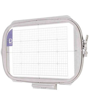 Brother SA447 Jumbo Embroidery Hoop 12 x 8 Fits NV6000D & Others