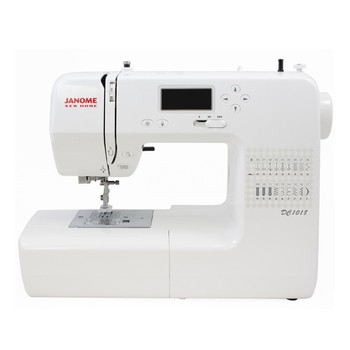 Janome DC1018 Sewing Machine (Refurbished) - Front view