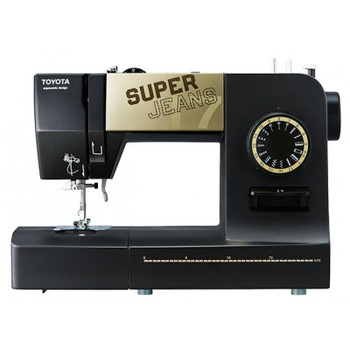 Toyota J17 Super Jeans Sewing Machine front view