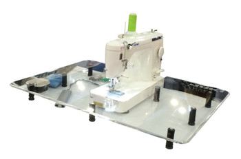 Sew Steady Free Motion Table 24 x 32 (For Large Machines with Beds Longer Than 13 inches)