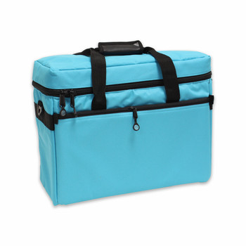 BlueFig CB18 Sewing Machine or Project Tote in Aqua