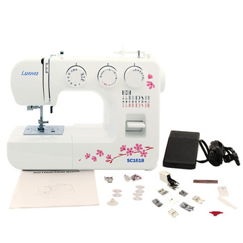 Luova SC1618 Sewing Machine with Bonus Feet